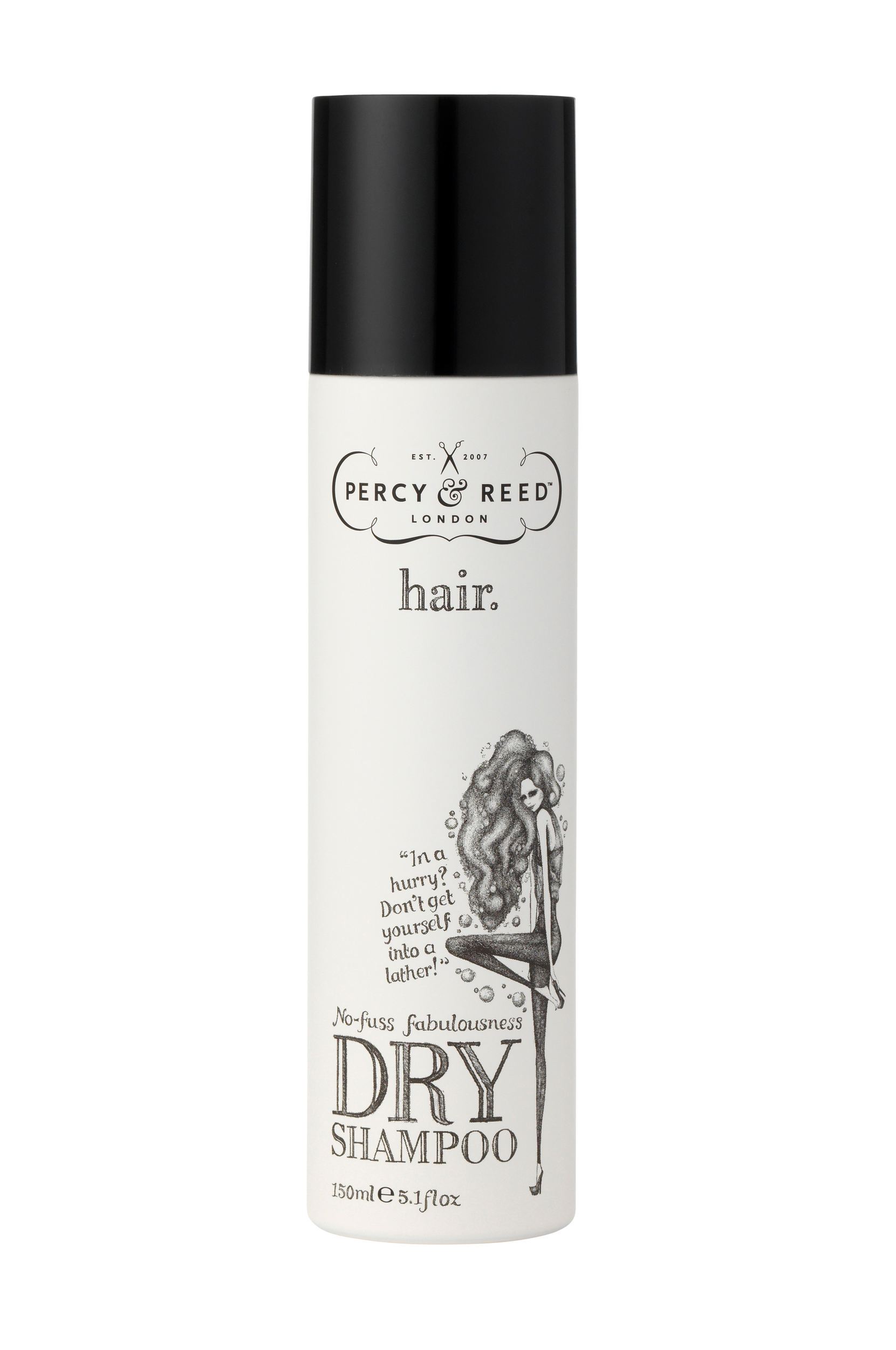 No Fuss Fabulousess Dry Shampoo 150 ml