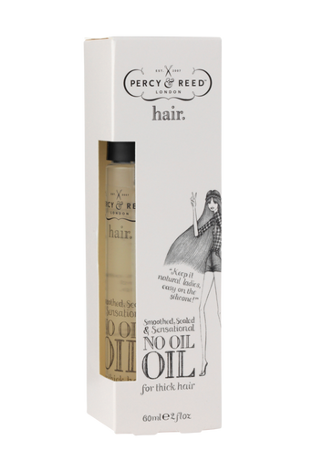 Smooth Sealed No Oil Thick Hair 60ml