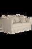 Luna-sohva 2,5:n istuttava