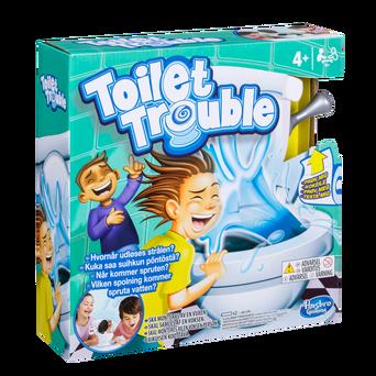 Toilet Trouble -lautapeli
