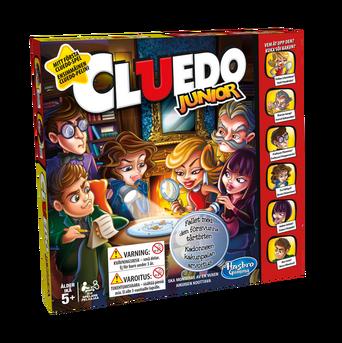Cluedo Junior -seurapeli
