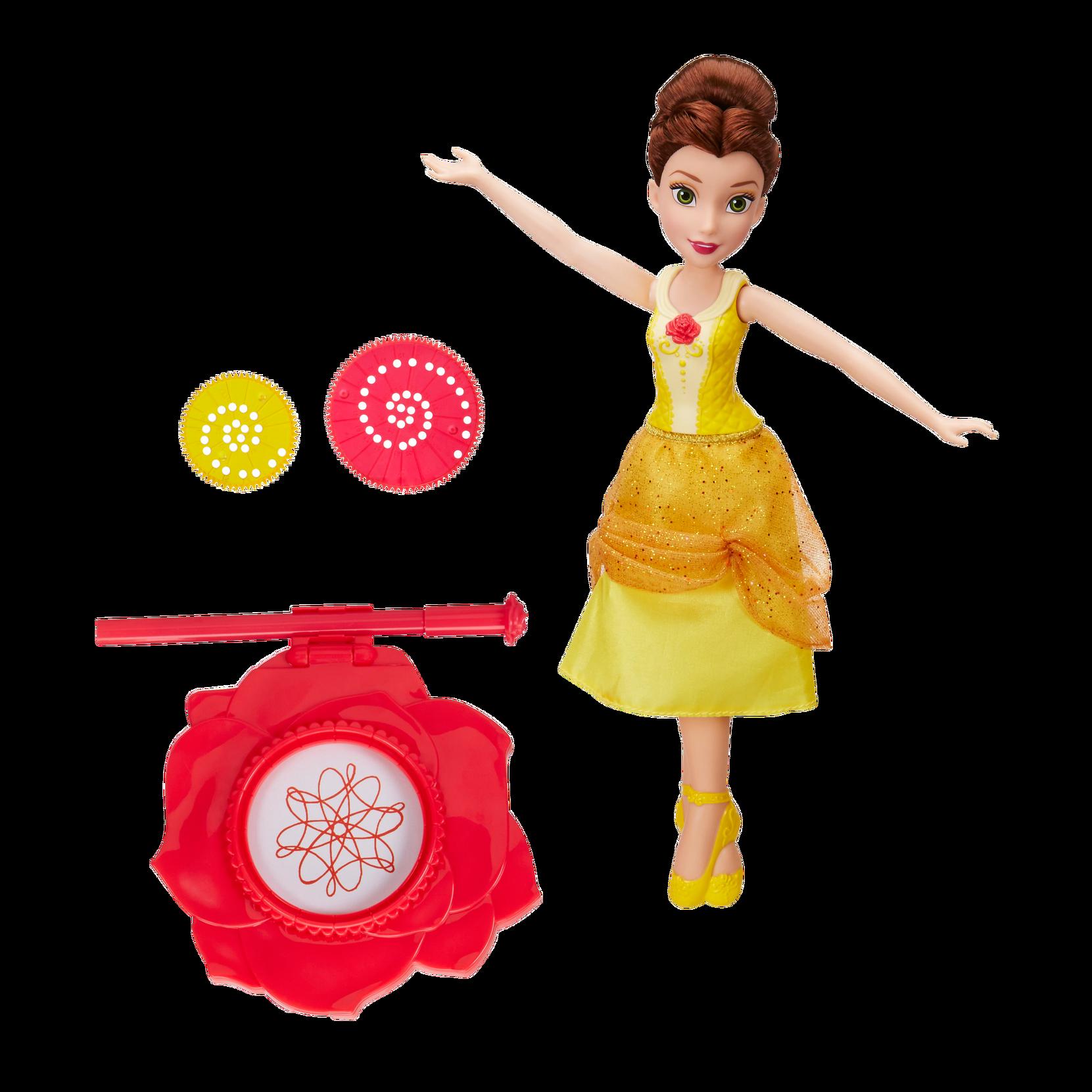 Dancing Doodle Belle -nukke