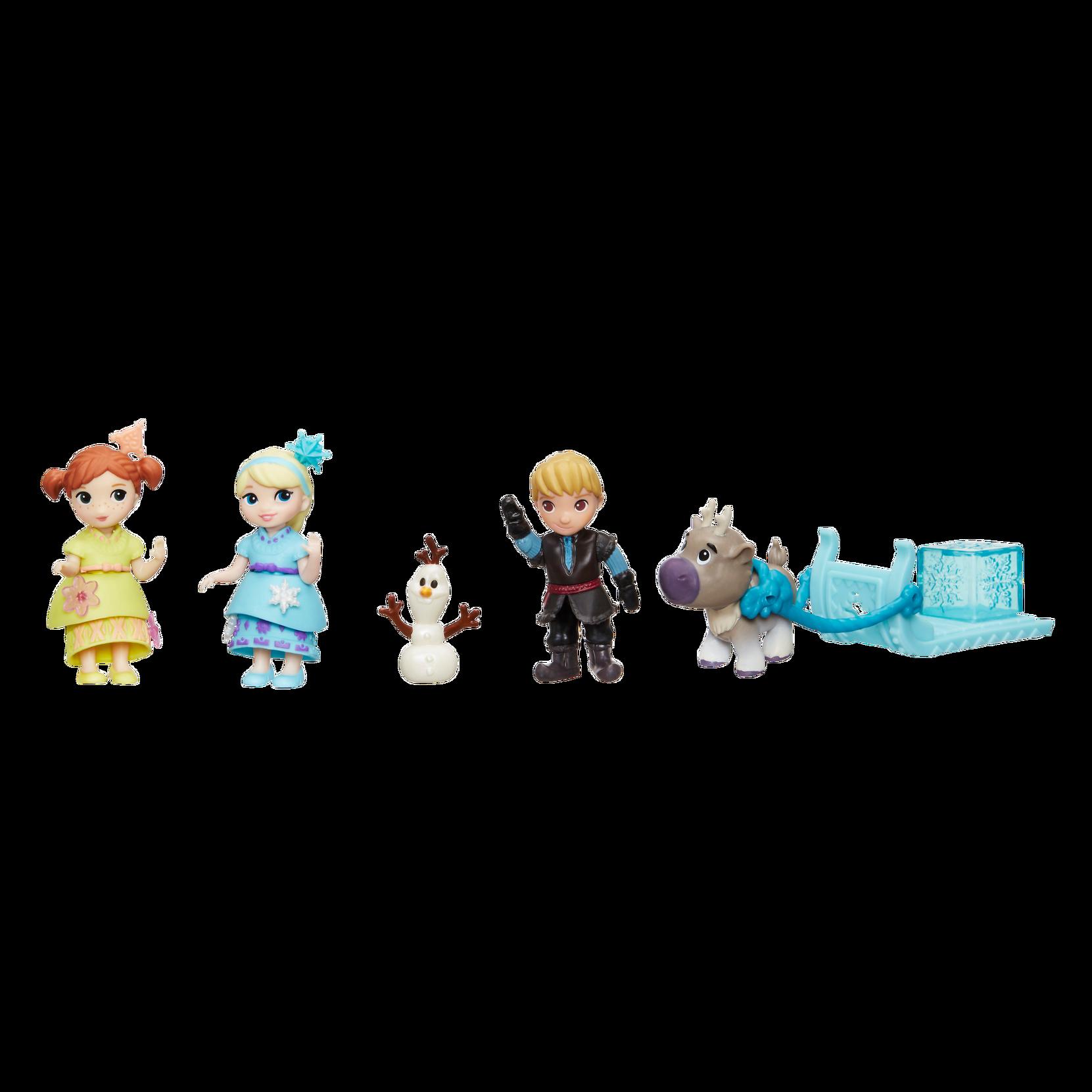 Frozen-hahmot Friends Pack