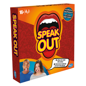 Speak Out -perhepeli