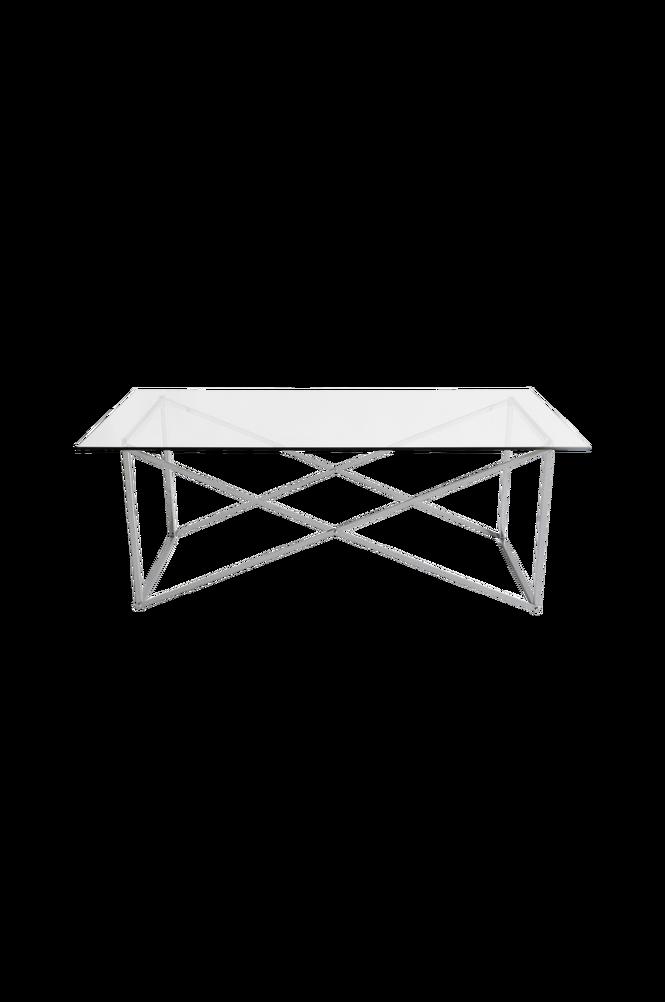Soffbord Cross 65×120 cm