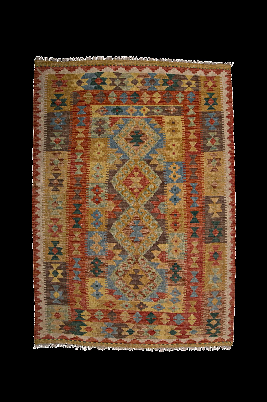 Carpet Kelim Mix 110 x 152 cm