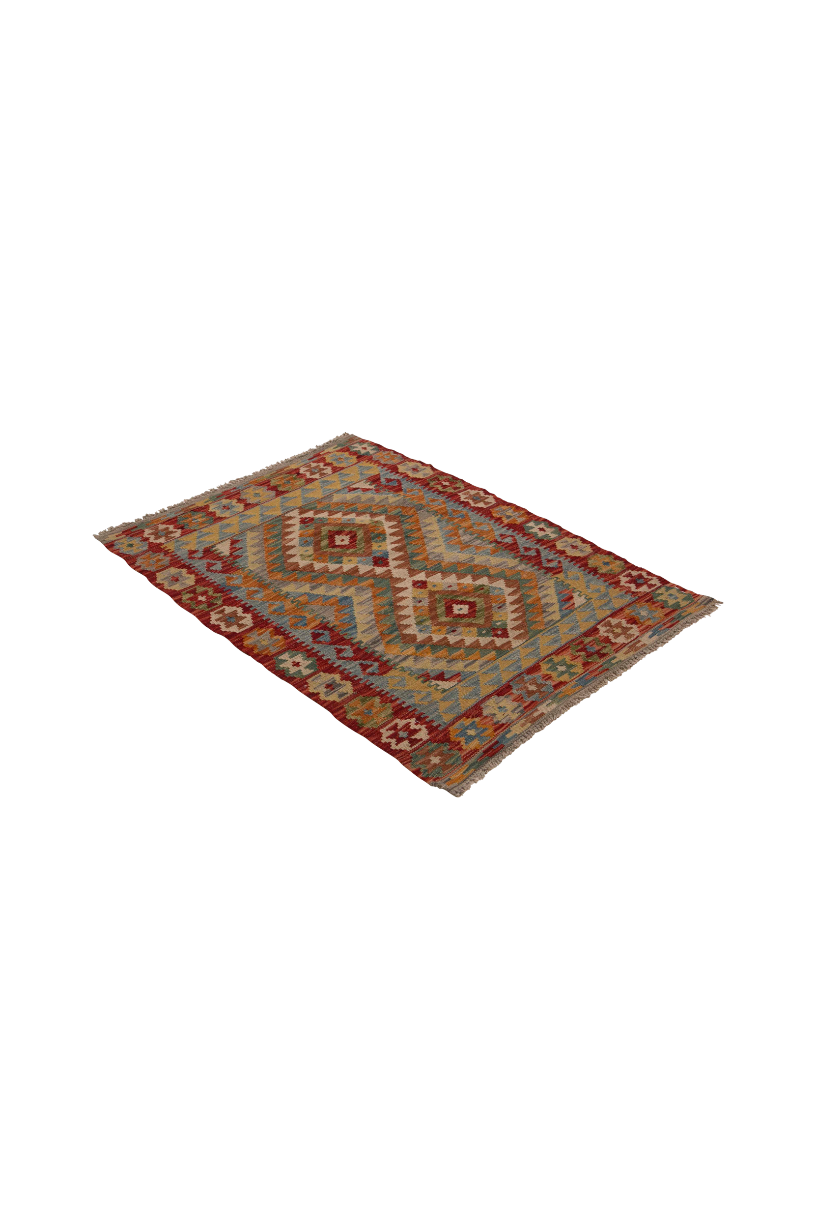 Carpet Kelim Mix 80 x 112 cm