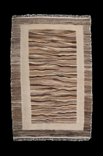 Carpet Kelim Raw 101 x 151 cm