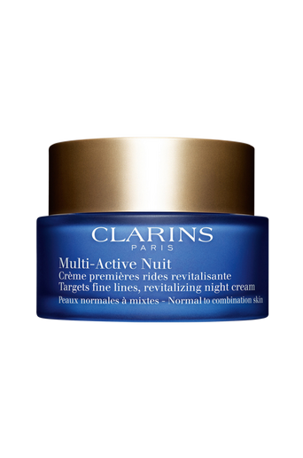 Multi-Active Nuit Normal to combination skin 50 ml