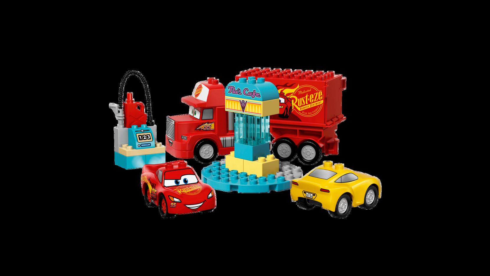 LEGO Duplo Flooran kahvila 10846
