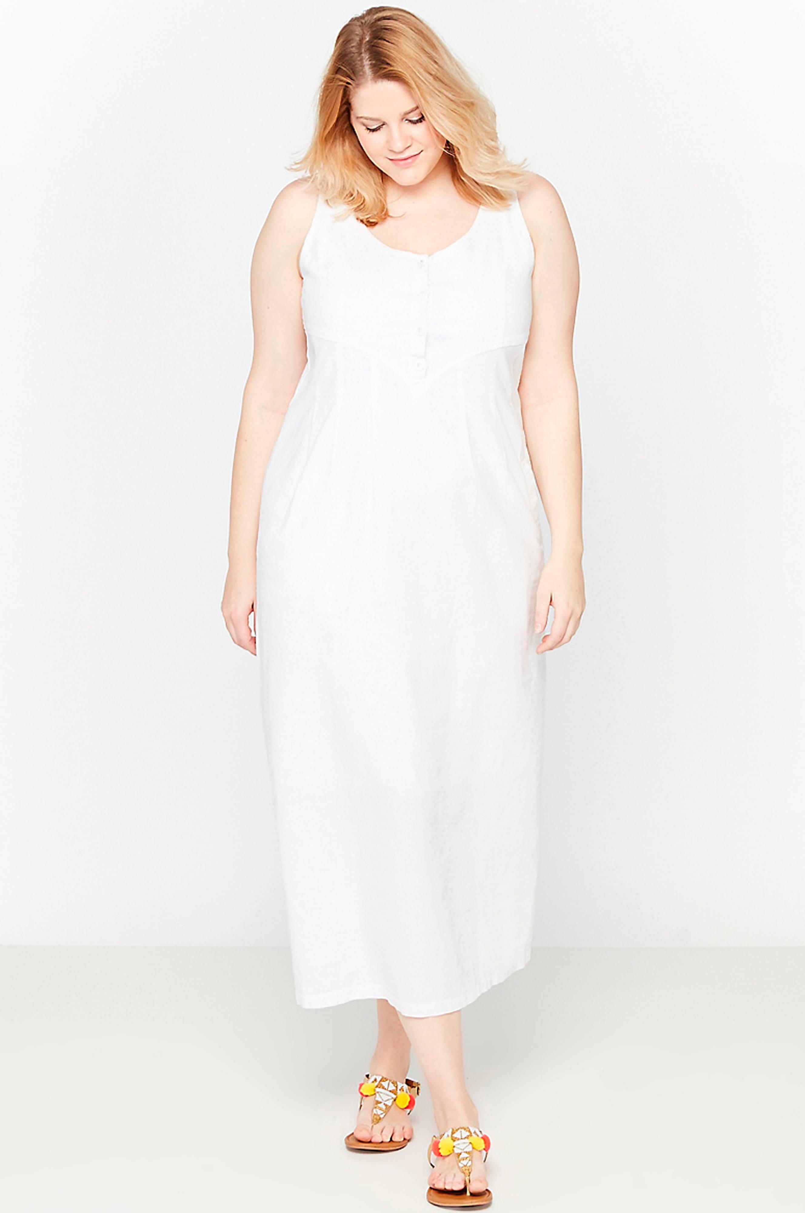 77495b9d655a Castaluna Lang kjole