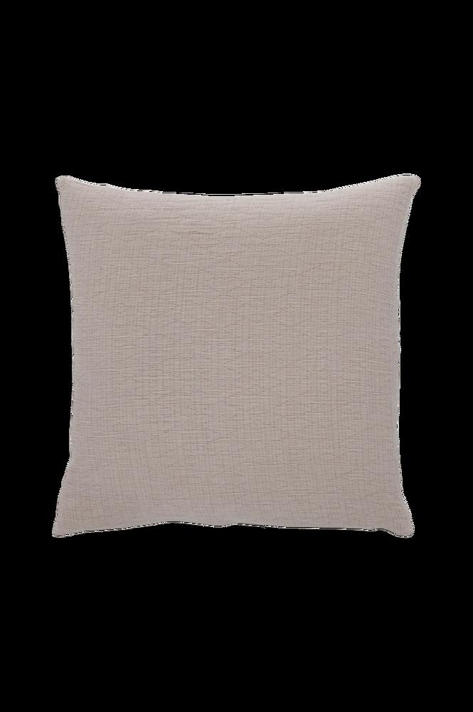 Kuddfodral Liv i jacquardvävd bomull 50×50 cm