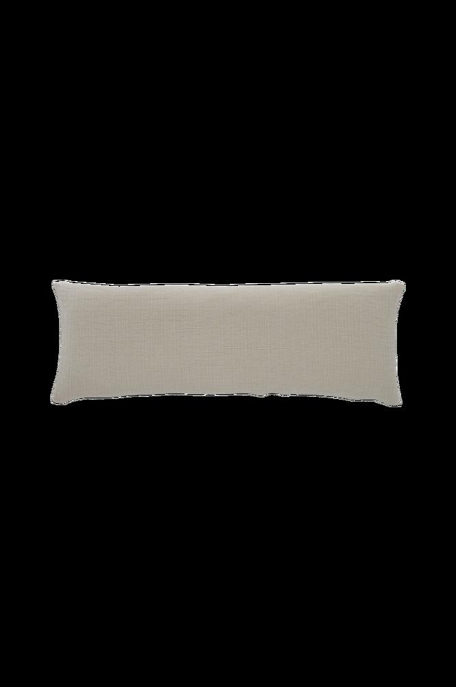 Kuddfodral Liv i jacquardvävd bomull 35×90 cm