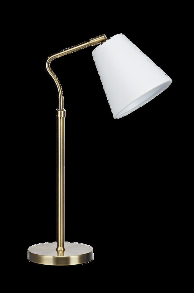 Bordslampa TINDRA Bord Antik/vit