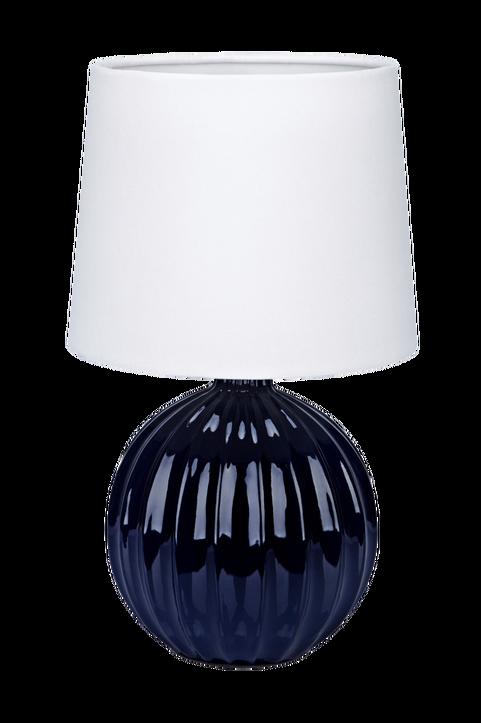 Bordslampa MELANIE Blå/Vit