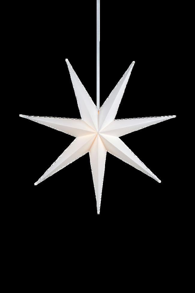 Bilde av Pappstjerne Duva Slim 75 cm