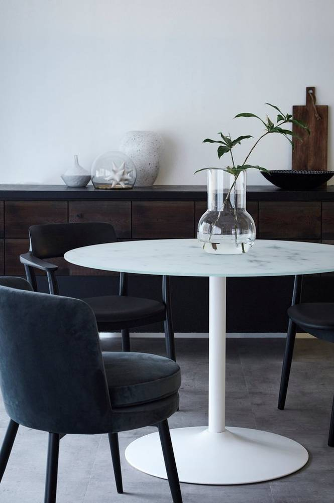 Matbord Brisbane Ø 110 cm