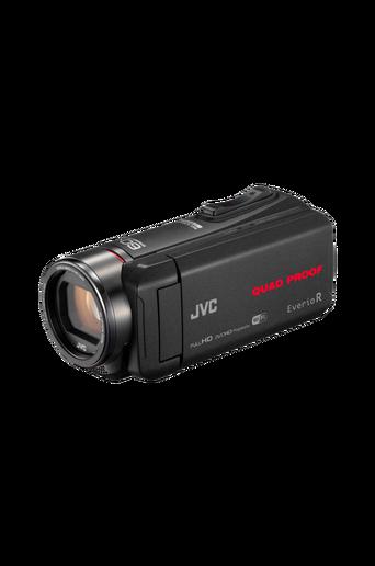 Vedenpitävä Full-HD GZ-RX640BEU -videokamera