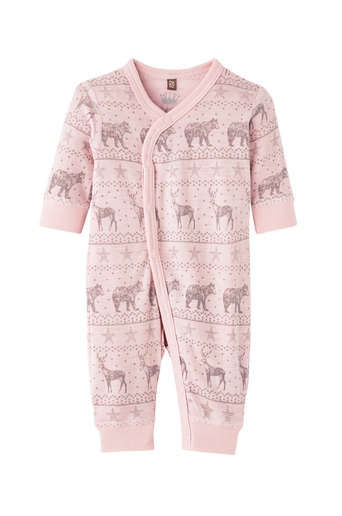 Pyjama pehmeää materiaalia