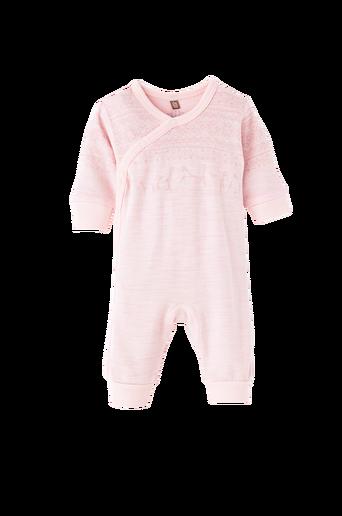 Pyjama jossa pehmeää merinovillaa