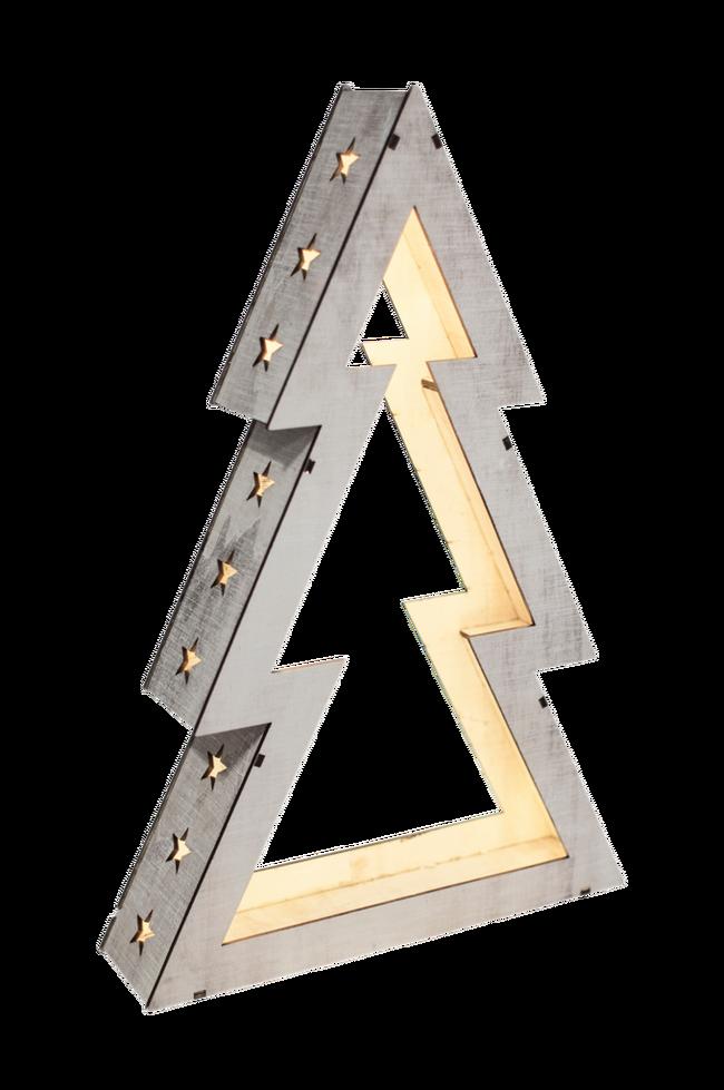 Bilde av Bordlampe gran 37 cm