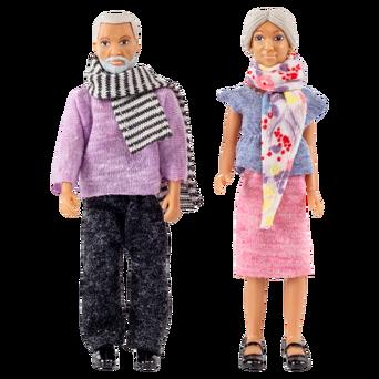 Nukkekodin nuket, isovanhemmat