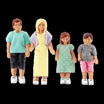Nukkekodin nuket, perhe