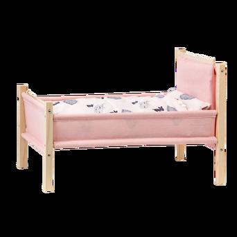 Nukensänky roosa