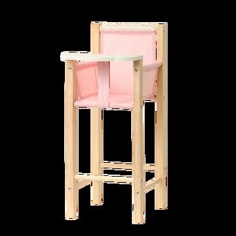 Nuken tuoli roosa
