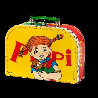 Peppi-laukku keltainen