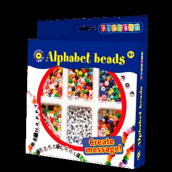 Alfabet-askarteluhelmet