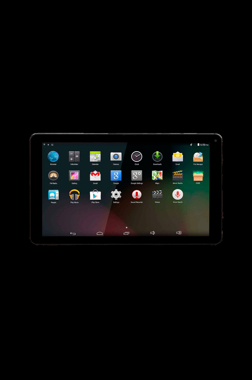 """Tabletti 10.1"""" Quadcore 8 Gt"""