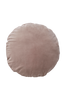 Kuddfodral Celina i sammet Ø 50 cm thumbnail