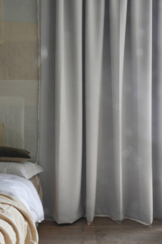 Pimentävä hotelliverho, kaksinkertainen leveys