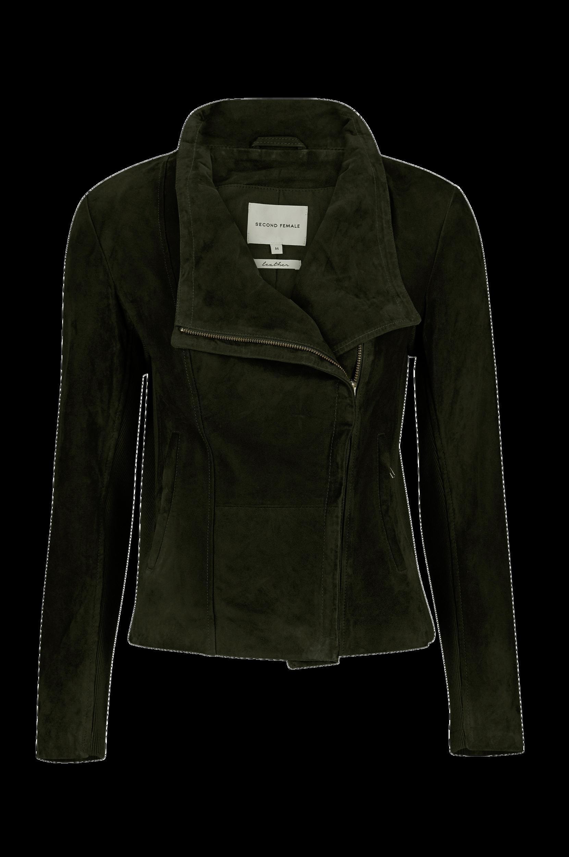 Adelaide Suede Jacket -takki