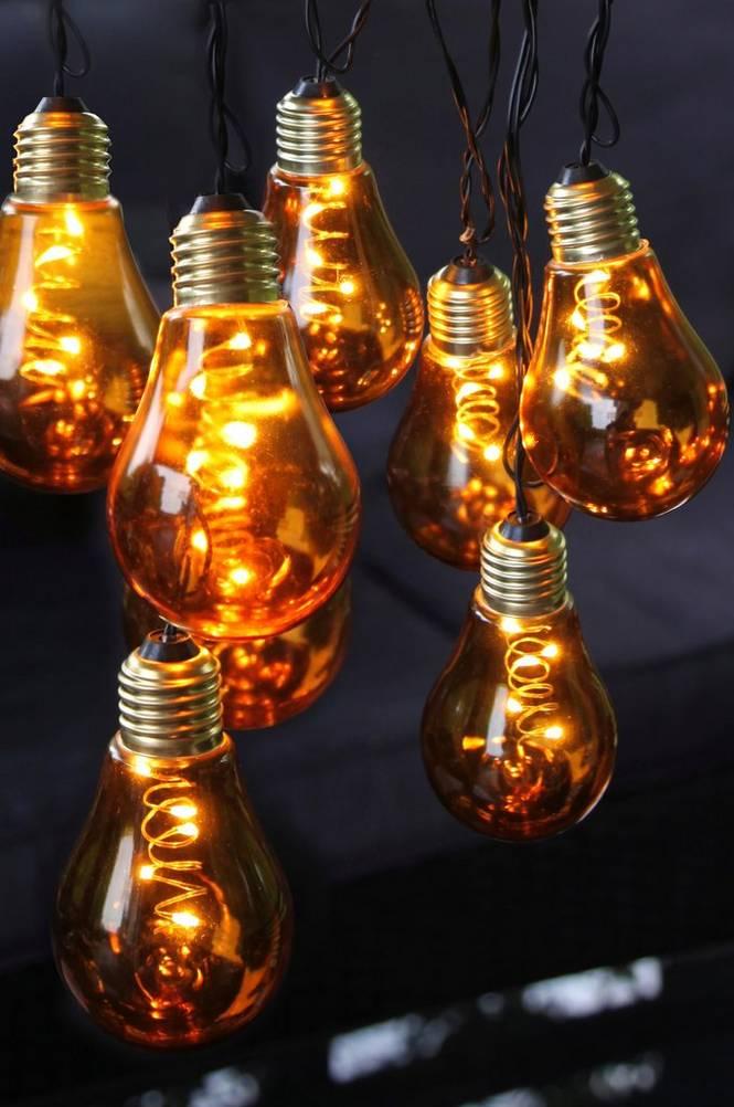 Glödlampslinga