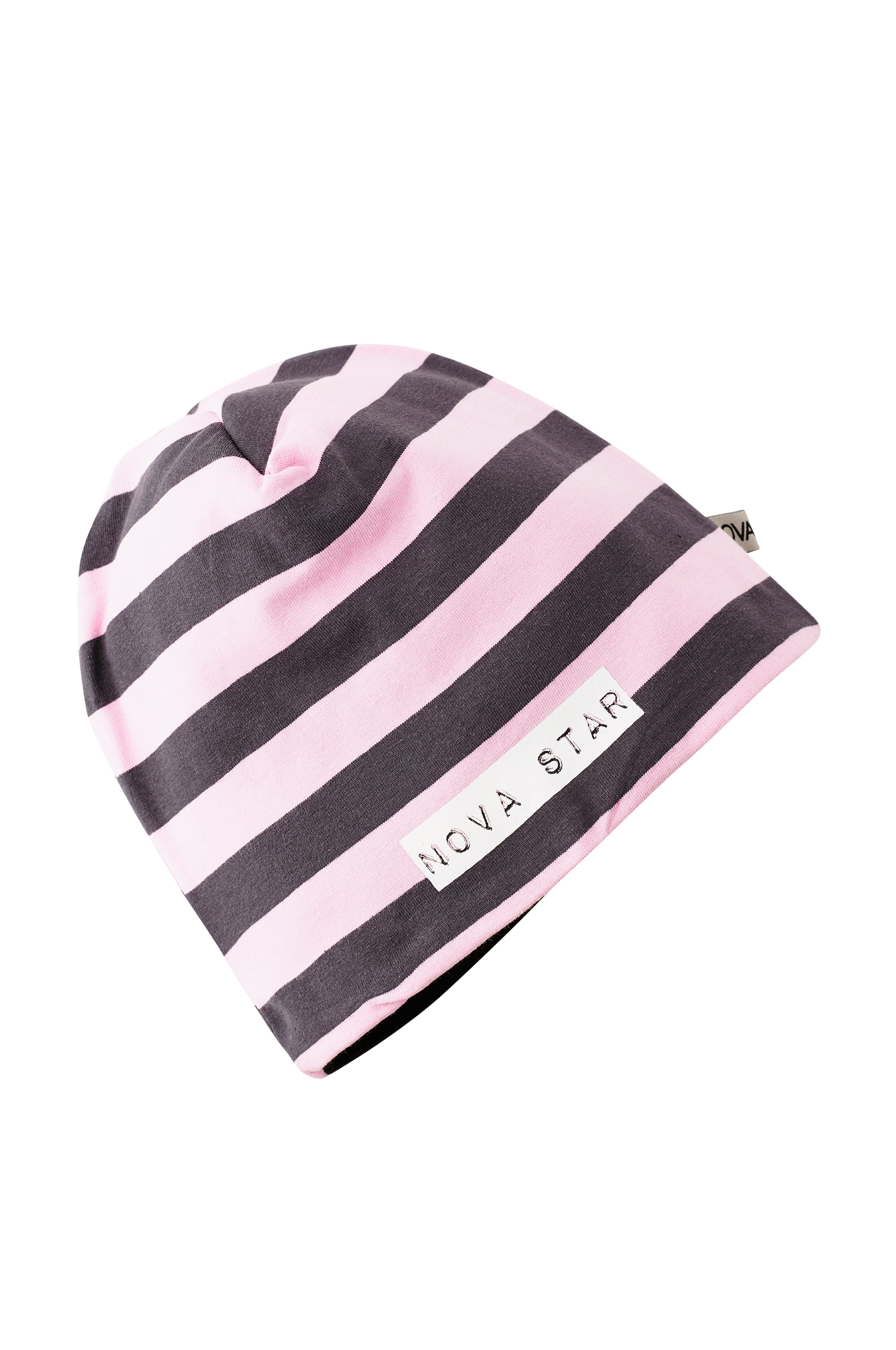Mössa W-Beanie Striped thumbnail