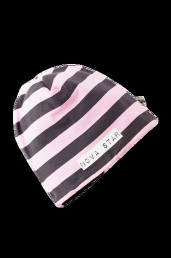 W-Beanie Striped -pipo