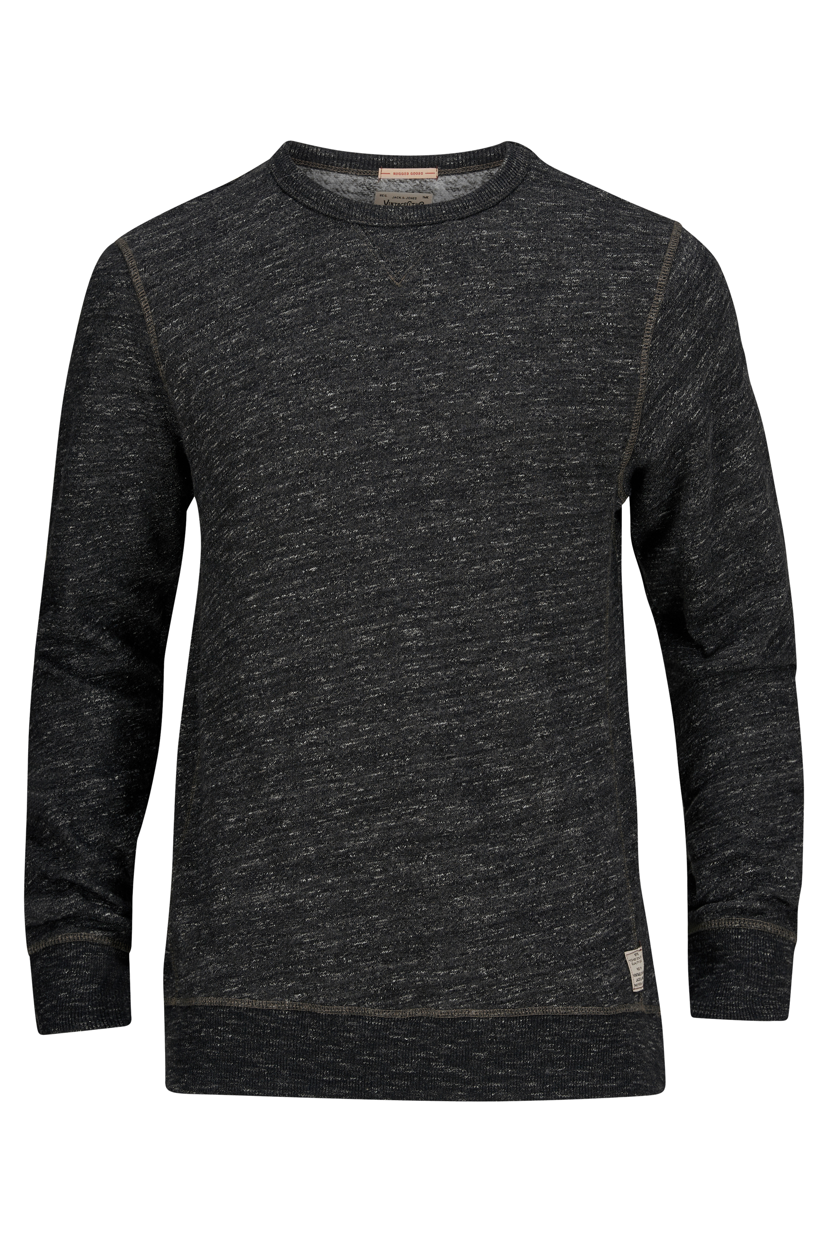Sweatshirt jjvRugged Melange Sweat thumbnail