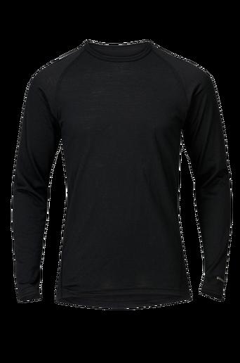 Breeze Man Shirt Black -kerrastonpusero