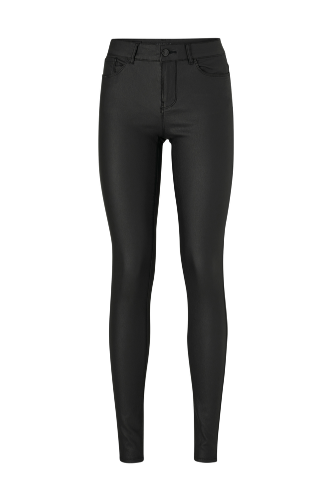 Se Vero Moda Buks VmSeven NW SS Smooth Coated Pants ved Ellos