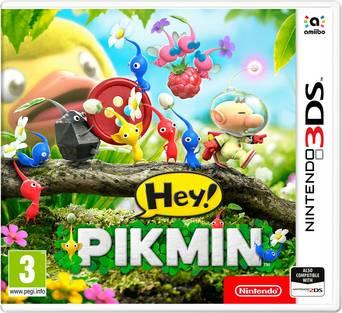 Hey!-peli PIKMIN 3DS Nintendo