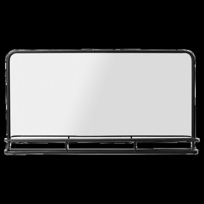 Bilde av Hildia speil 92x49 cm.