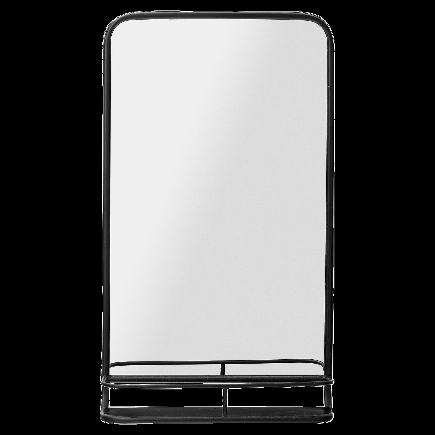 Hildia-peili, 46 x 80,5 cm.