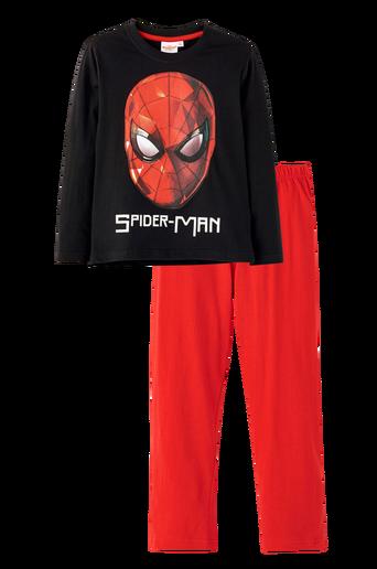 Spider-Man-pyjama, 2 osaa
