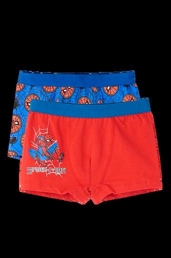 Spider-Man-bokserit, 2/pakk.