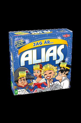 Jag är Alias -perhepeli