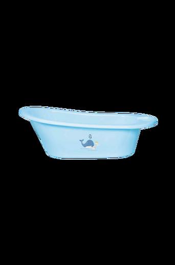 Sininen Wally Whale Click -kylpyamme