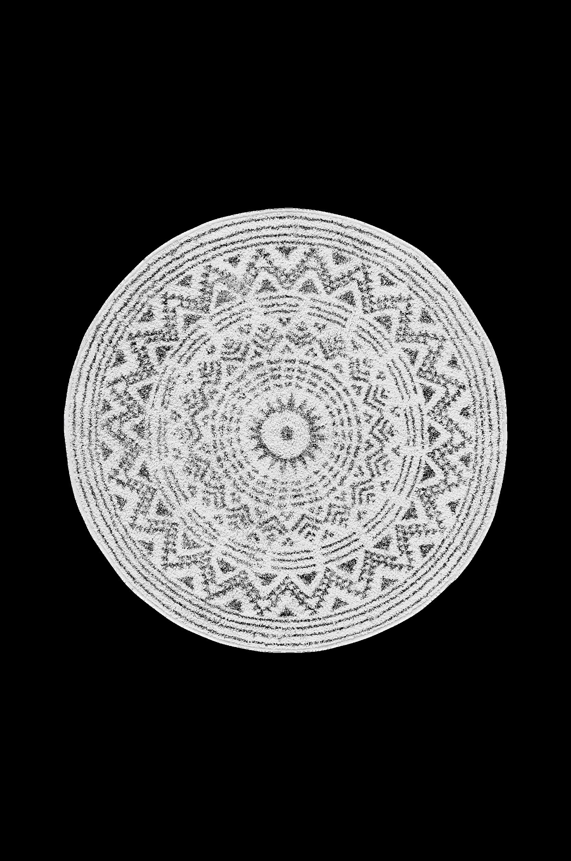 Sahara-kylpyhuonematto Ø 120 cm