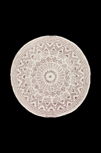 Sahara kylpyhuonematto Ø 120 cm